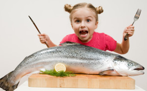 young-girl-with-salmon
