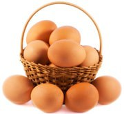 trung chua nhieu cholesterol