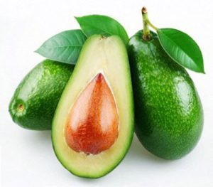 Bơ quả chứa rất nhiều chất sắt tốt cho cơ thể