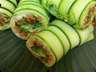 goi zucchini